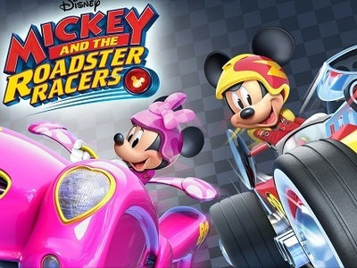 Mickey and the Roadster Racers tv show photo