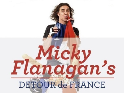 Micky Flanagan's Detour De France (UK)