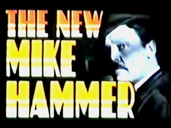 The New Mike Hammer tv show photo