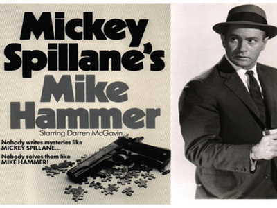 Mike Hammer (1958) tv show photo
