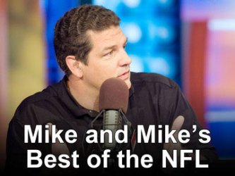 Mike & Mike's Best of the NFL tv show photo