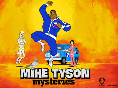 Mike Tyson Mysteries tv show photo