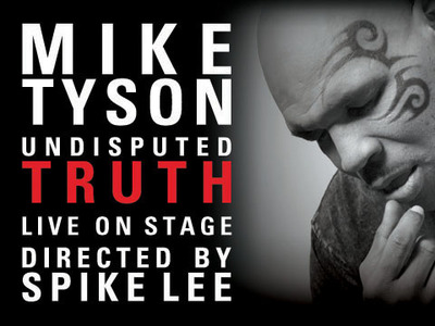 Mike Tyson: Undisputed Truth tv show photo