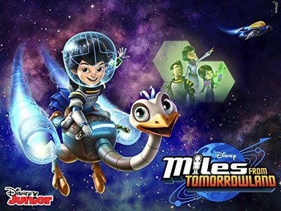 Miles from Tomorrowland tv show photo