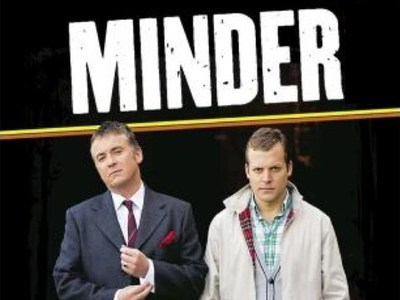 Minder (UK) tv show photo