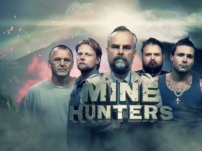 Mine Hunters tv show photo