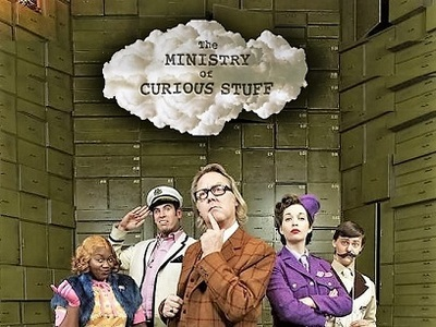 Ministry of Curious Stuff (UK) tv show photo