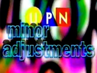 Minor Adjustments tv show photo
