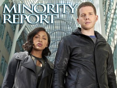 Minority Report tv show photo