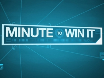 Minute to Win It tv show photo