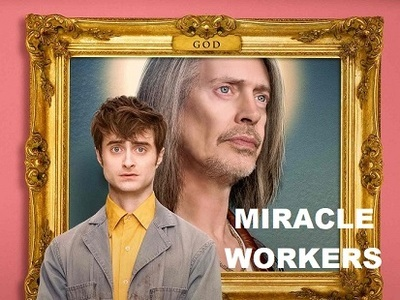 Miracle Workers (2019) tv show photo