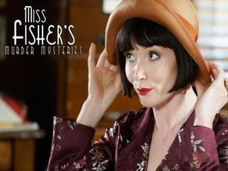 Miss Fisher's Murder Mysteries (AU)