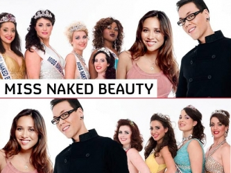 Miss Naked Beauty (UK) tv show photo