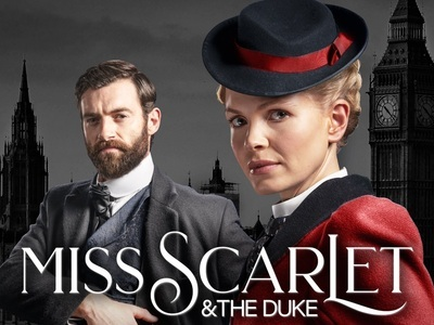 Miss Scarlet and The Duke tv show photo