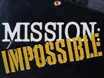 Mission: Impossible tv show photo