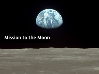 Mission to The Moon - News From 1969 (UK)