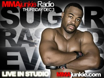 MMA Junkie Live tv show photo