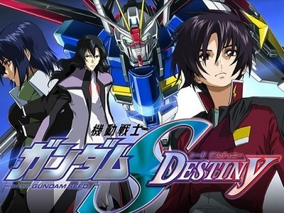 Mobile Suit Gundam SEED Destiny (JP)
