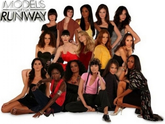 Models of the Runway tv show photo
