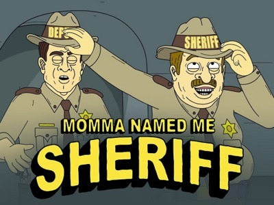 Momma Named Me Sheriff
