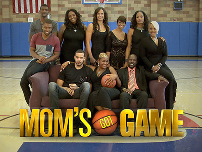 Mom's Got Game tv show photo