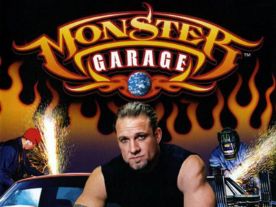 Monster Garage tv show photo