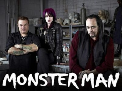 Monster Man tv show photo