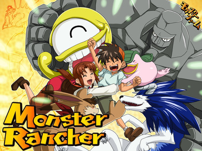 Monster Rancher  tv show photo