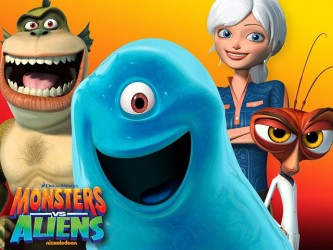 President Hathaway Monsters Vs Aliens Characters Sharetv