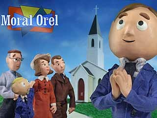 Moral Orel tv show photo