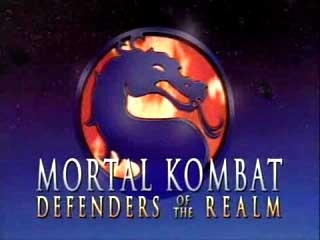 Mortal Kombat: The Animated Series tv show photo