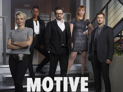 Motive tv show photo