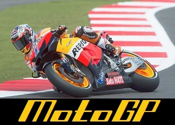 MotoGP tv show photo