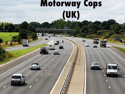 Motorway Cops (UK) tv show photo
