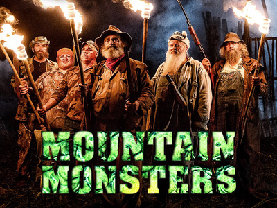 Mountain Monsters tv show photo
