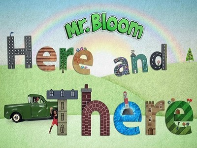 Mr Bloom: Here and There (UK)