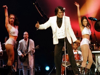 Mr. Dynamite: The Rise of James Brown tv show photo