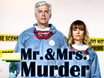Mr & Mrs Murder (AU) tv show photo