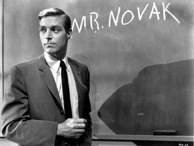 Mr. Novak tv show photo