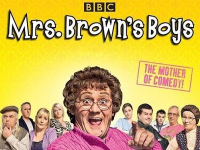 Mrs. Brown's Boys (IRL) tv show photo