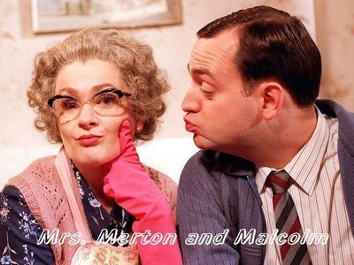Mrs. Merton and Malcolm (UK) tv show photo