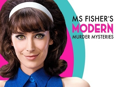 Ms Fisher's Modern Murder Mysteries (AU) tv show photo