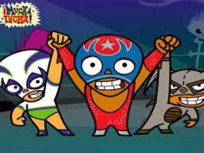 ¡Mucha Lucha! tv show photo