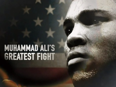 Muhammad Ali's Greatest Fight (UK) tv show photo
