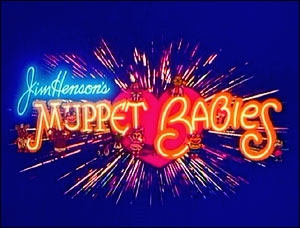 Muppet Babies tv show photo