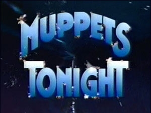 Muppets Tonight tv show photo