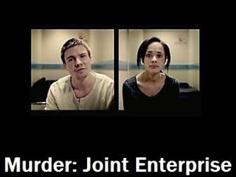 Murder: Joint Enterprise tv show photo