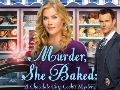 Murder She Baked: A Chocolate Chip Cookie Murder Mystery