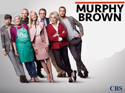 Murphy Brown tv show photo