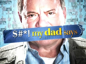 $#*! My Dad Says tv show photo